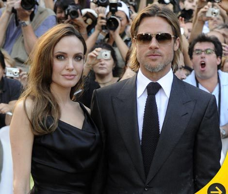 This Week's Hottest Photos: Brad, Angelina and The Royals!