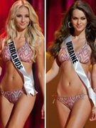 Miss Universe 2011: See the Contestants in Their Bikinis!