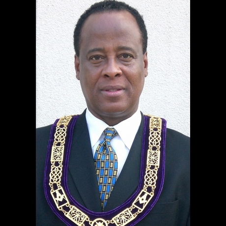Conrad Murray - Fit To Be Tied