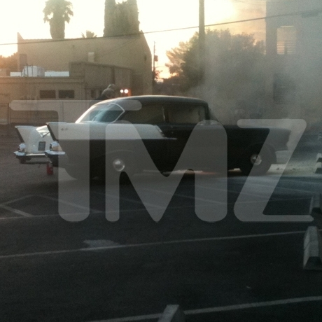 Pawn Stars Old Man Car Fire Photos Smoke Fire Department