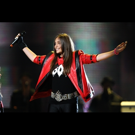 Michael Jackson Tribute Concert -- The Photos