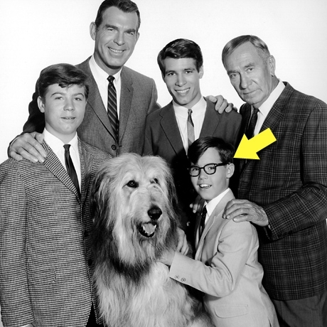 "Barry Livingston is best known for playing little Ernie on the hit '60s television show ""My Three Sons."""