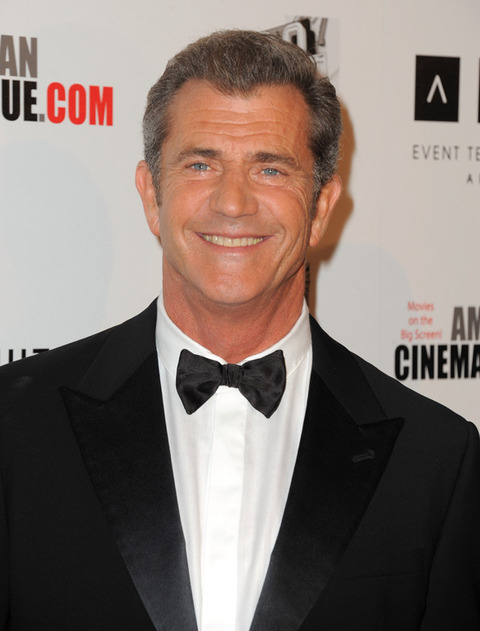 Mel Gibson Happy Photo Gallery