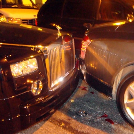 Diddy Accident