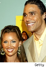 Vanessa Williams and Rick Fox