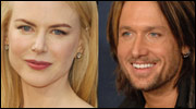 Nicole Kidman, Keith Urban