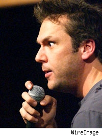 dane cook myspace  site