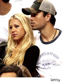 Anna and Enrique