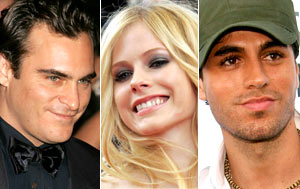 I Just GOTTA KNOW -- Joaquin, Avril and Enrique
