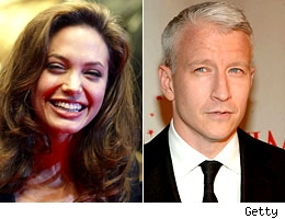 Angelina Jolie & Anderson Cooper: Click to Watch