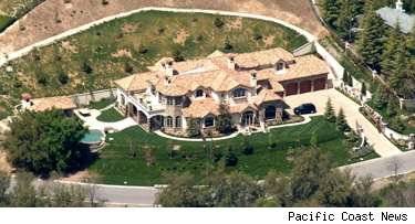 Denise Richards' house