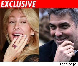 Exclusive: Linda Thompson and George Clooney