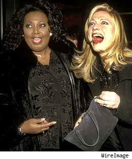 Star Jones & Debbie Matenopoulos