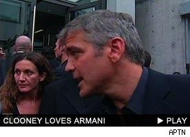 George Clooney: click to watch!