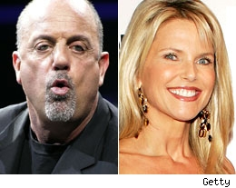 Billy Joel, Christie Brinkley