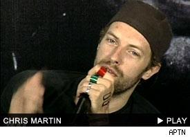 Chris Martin: Click to watch