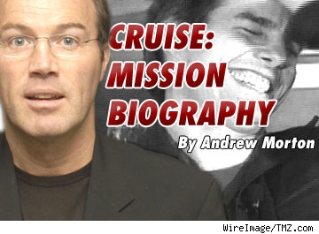 Andrew Morton, Tom Cruise