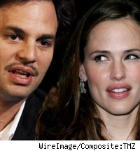 Mark Ruffalo and Jennifer Garner
