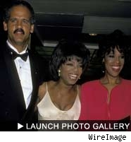 Oprah, Gayle and Stedman: click to launch the photo gallery!