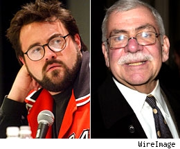 Kevin Smith & Joel Siegel