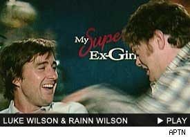 Luke Wilson & Rainn Wilson: Click to watch