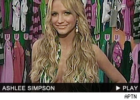 Ashlee Simpson: Click to watch