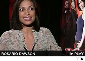 Rosario Dawson: Click to watch