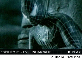 Spider-Man 3 at Comic-Con: Click to watch