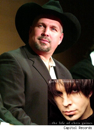 Garth Brooks and Chris Gaines
