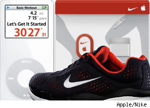 Nike+iPod