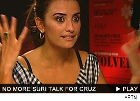 Penelope Cruz: Click to watch