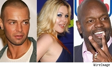 Joey Lawrence, Shanna Moakler, Emmitt Smith
