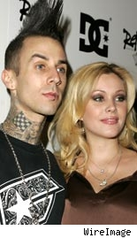 Travis Barker and Shanna Moakler split