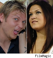 Nick Carter and Alex Murrel