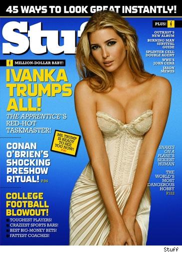 Ivanka Trump in Stuff