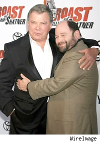 William Shatner and Jason Alexander