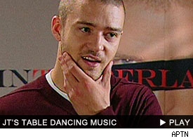 Justin Timberlake: Click to watch