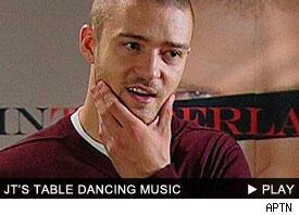 Justin Timberlake: Click to watch