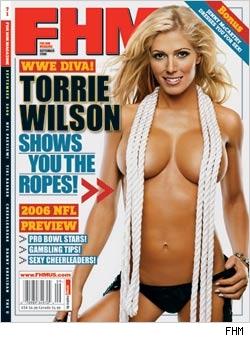 FHM: Torrie Wilson