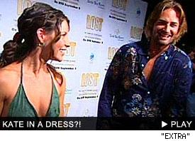 Evangeline Lilly & Josh Holloway: Click to watch