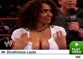Layla is the newest WWE Diva: click to watch