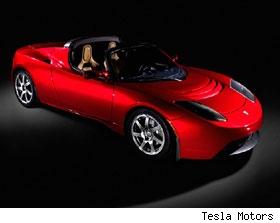Tesla Raodster