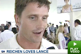 Reichen comments on Lance: Click to watch