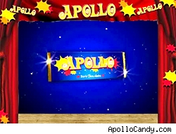 Apollo Candy Bar