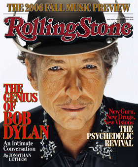 bob dylan rollingstone cover