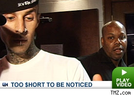 Travis Barker & Too $hort: Click to watch
