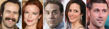 Jason Lee, Marcia Cross, Jeremy Piven, Mary-Louise Parker, Matthew Fox