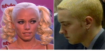 Kendra Wilkinson and Eminem