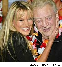 Joan and Rodney Dangerfield