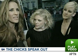 Dixie Chicks: Click to watch